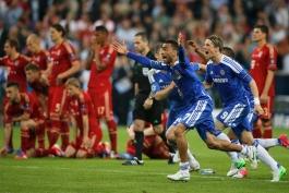 چلسی-بایرن مونیخ- Bayern Munich-Chelsea