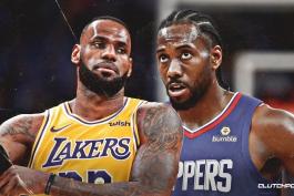 بسکتبال NBA / لس آنجلس لیکرز / لس آنجلس کلیپرز / nba basketball / los angeles lakers / los angeles clippers
