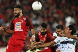 فوتبال ایران / لیگ برتر فوتبال / iran football / persian gulf league