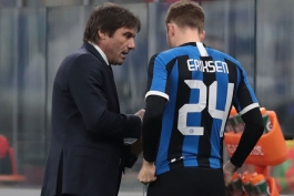 اینتر-سری آ-دانمارک-ایتالیا-زلاتان ابراهیموویچ-میلان-Inter