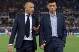 اینتر / ایتالیا / سری آ / ادینسون کاوانی / Inter