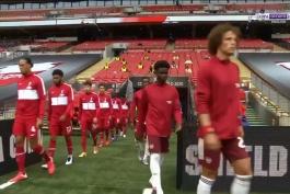 آرسنال / لیورپول / جام خیریه انگلیس / Arsenal / Liverpool / Community Shield
