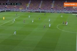 بارسلونا / اوساسونا / لالیگا / اسپانیا / barcelona / la liga
