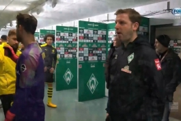 وردربرمن-دورتموند-بوندس لیگا-آلمان-Werder Bremen-Borussia Dortmund-Bundesliga