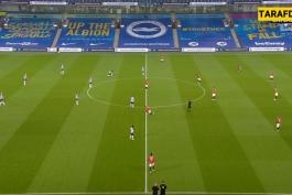 برایتون / منچستریونایتد / لیگ برتر انگلیس / brighton / manchester united / epl
