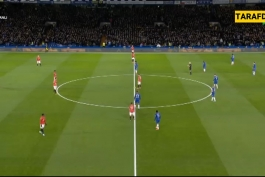 چلسی-منچستریونایتد-لیگ برتر انگلیس-Chelsea-Man United-EPL