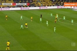 دورتموند / مونشن گلادباخ / بوندسلیگا / Dortmund / Moenchengladbach / Bundesliga