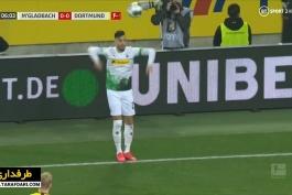مونشن گلادباخ-دورتموند-بوندس لیگا-آلمان-Gladbach-Dortmund-Bundesliga