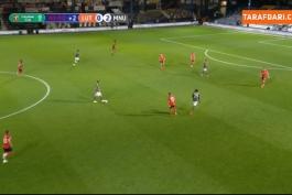 لوتون تاون / منچستریونایتد / لیگ کاپ انگلیس / Luton Town / Manchester United / League Cup