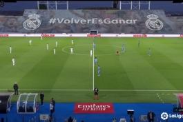 رئال مادرید / ختافه / لالیگا / اسپانیا / real madrid / la liga / getafe