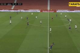 سویا / بارسلونا / لالیگا / اسپانیا / آرژانتین / اروگوئه / sevilla / barcelona / la liga