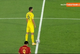 اسپانیا / اوکراین / لیگ ملت های اروپا / Spain / Ukraine / Uefa Nations League