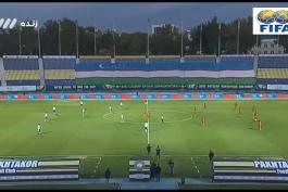 خلاصه بازی ازبکستان 1-2 ایران (دیدار دوستانه - 2020)