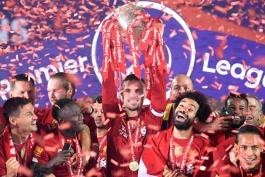 جشن قهرمانی لیورپول