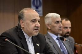 iran-ایران-وزارت ورزش
