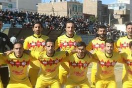 خوشه طلایی ساوه / لیگ یک آزادگان / ایران