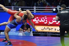 کشتی / ایران / لیگ کشتی