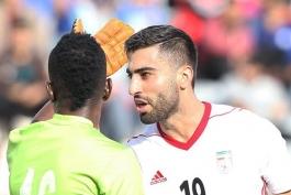کاوه رضایی: تیم ملی در هر مسابقه بهتر می شود