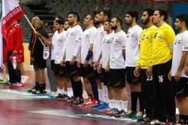 تیم ملی هندبال-ایران-handball national team-iran