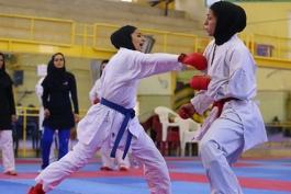 لیگ برتر کاراته-ایران-karate primier league-iran
