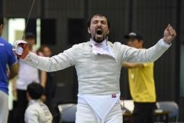 شمشیربازی-المپیک-ایران-fencing-olympic-iran