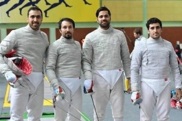 سابر-المپیک-ایران-sabre-olympic-iran