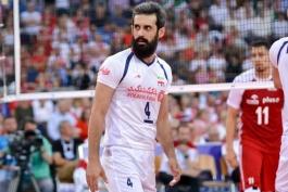 تیم ملی والیبال-ایران-iran volleyball national team