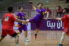 لیگ برتر هندبال-ایران-handball premier league-iran