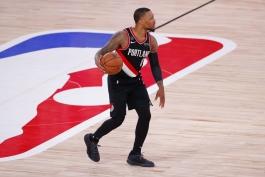 بسکتبال / دنور ناگتس / پورتلند تریل بلیزرز / NBA Basketball