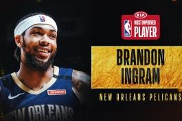 بسکتبال / بیشترین پیشرفت / NBA Basketball