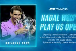 تنیس /  اوپن آمریکا / Tennis
