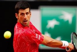 تنیس / مسترز رم / دیگو شوارتزمن / Tennis
