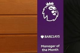 سرمربی ماه لیگ برتر انگلیس