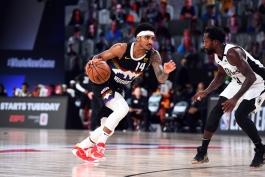 بسکتبال / دنور ناگتس / لس آنجلس کلیپرز / NBA Basketball