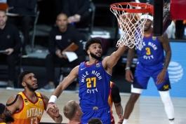 بسکتبال / یوتا جز / دنور ناگتس / NBA Basketball