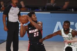 بسکتبال / میامی هیت / بوستون سلتیکس / NBA Basketball