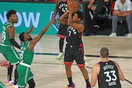 بسکتبال / بوستون سلتیکس / تورنتو رپترز / NBA Basketball