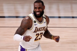 بسکتبال / هیوستون راکتس / لس آنجلس لیکرز / NBA Basketball