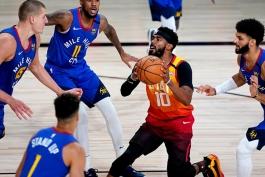 بسکتبال  /یوتا جز / دنور ناگتس / NBA Basketball