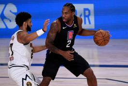 بسکتبال / لس آنجلس کلیپرز / دنور ناگتس / NBA Basketball