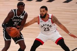 بسکتبال / تورنتو رپترز / بروکلین نتس / NBA Basketball