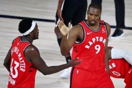 بسکتبال / بروکلین نتس / تورنتو رپترز / NBA Basketball