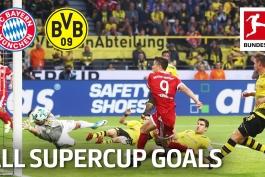 سوپرکاپ آلمان / german supercup