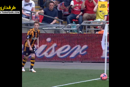 جام حذفی-انگلیس-لیگ برتر-آرسنال-هال سیتی-Hull City-Arsenal