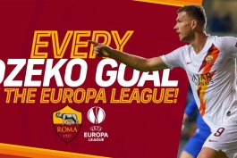 roma / آاس رم / لیگ اروپا / europa league