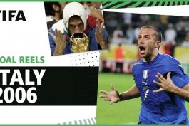 ایتالیا / جام جهانی 2006 / italy / 2006 fifa world cup