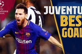 juventus / یوونتوس / بارسلونا / لیگ قهرمانان اروپا / ucl / barcelona
