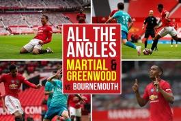 منچستریونایتد / Manchester United / لیگ برتر / Premier League