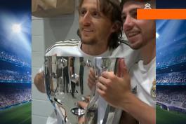 real madrid / رئال مادرید / لالیگا / اسپانیا / کرواسی