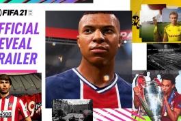 بازی فیفا / fifa 21 / ea sports / الکترونیک آرتز